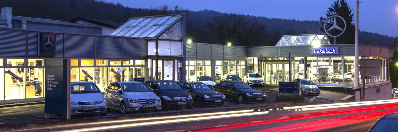 Mercedes Service Sulzbach/Saarland